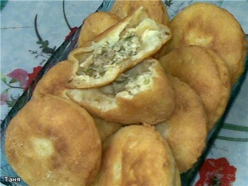 Пирожки с мясом(сырым фаршем) - 2