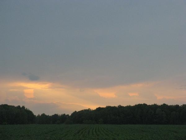 Еще небо в рябчик и закаты радуга - 4