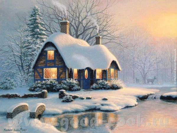 Зимняя сказка- oдно из самых красивых времён года Ted Blaylock Sam Timm Randy Van Beek Richard B... - 6
