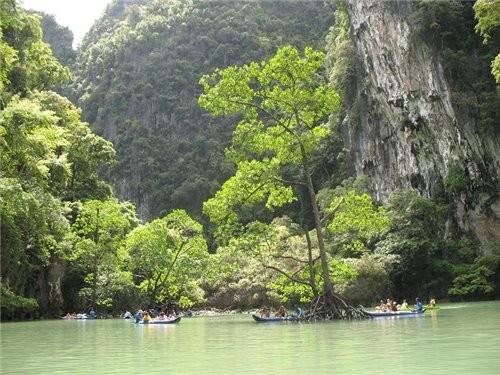 плавали мы значит плавали-усыпляли нашу бдительсть ,а потом мы стали заплывать в пещеры-нужно было... - 2