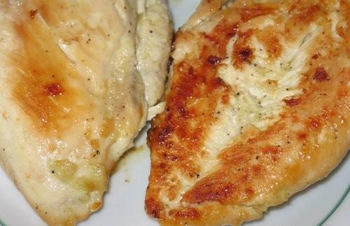 А это наш пятничный ужин: Lemon Chicken от неженка - 4