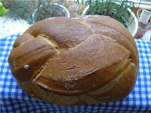 Меня завлекла форма хлеба
