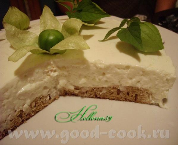 Летний дынный торт - 3