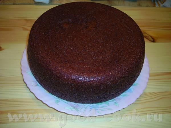 """Торт"""" Шоколад на кипятке"""" Рецепт взят Здесь Ингридиенты -2 стакана муки -2 ст"""