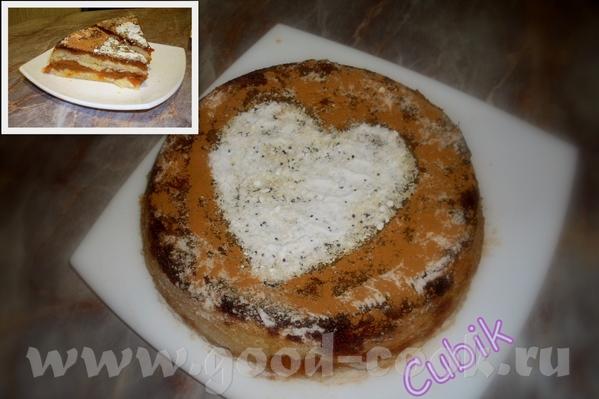 Девочки угощайтесь: сегодня буду кормить пирогом Сухой яблочный пирог Испекла его на основе рецепта...