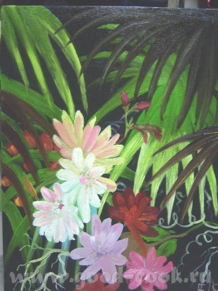 Мои первые цветы (по Дженкинсу и вообще)
