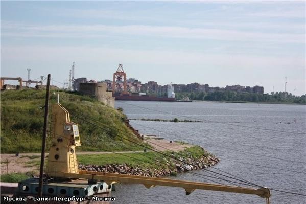 А это уже форт, (Константиновский - 7