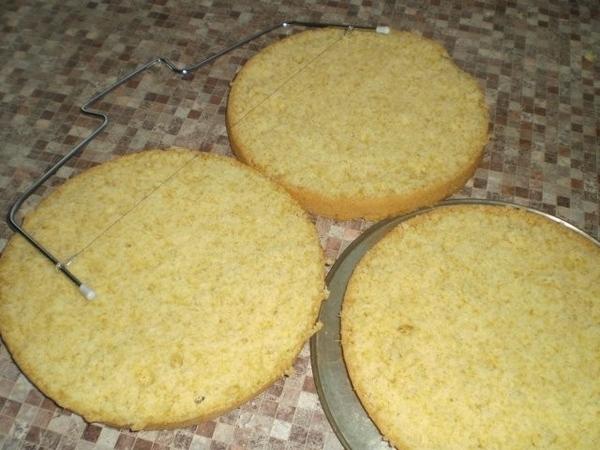 Клубничный тортик - 2