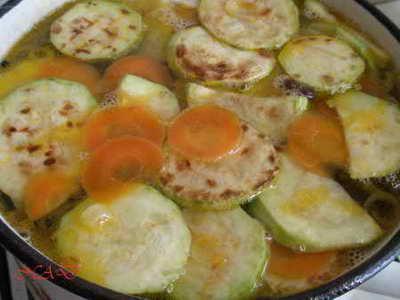 НЕМЕЦКИЙ КАБАЧКОВЫЙ СУПЧИК от Суп очень легкий и ароматный, имеет сладковатый вкус - 2