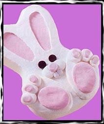 Любителям вуду-тортов Кролик: