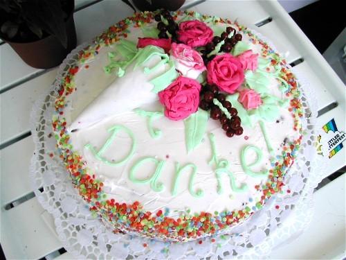 воот, сделала дочери в садик на последний день торт, который больше посвящён воспитателям