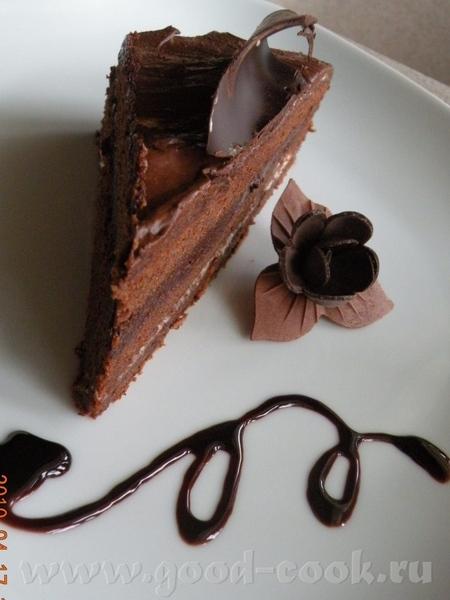 Натусик Спасибко за ,,Рыжика(медовика) с черносливом,, И Аленкин,Спасибко огромное за торт,,ЗАХЕР,,... - 4
