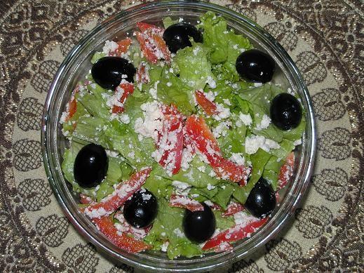 Спасибо за рецепт и за ссылочки А вот и мой ужин: рыбка и салатик - 2