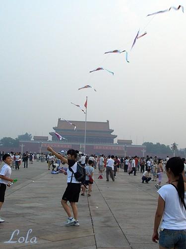 Площадь Тяньаньмэнь - 2