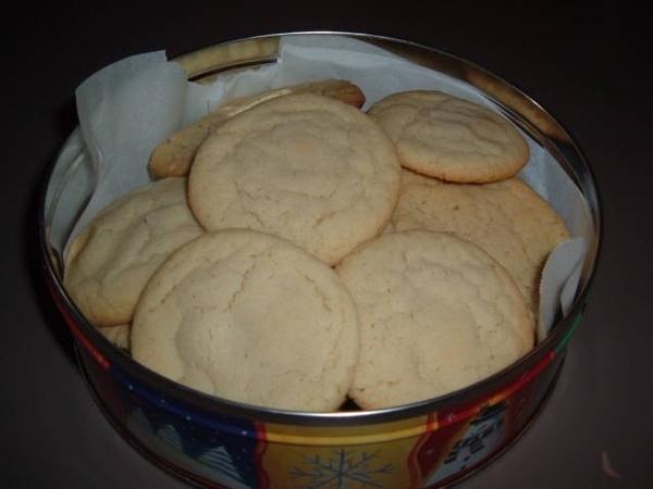 Вот испекла саxарное печенько - 2