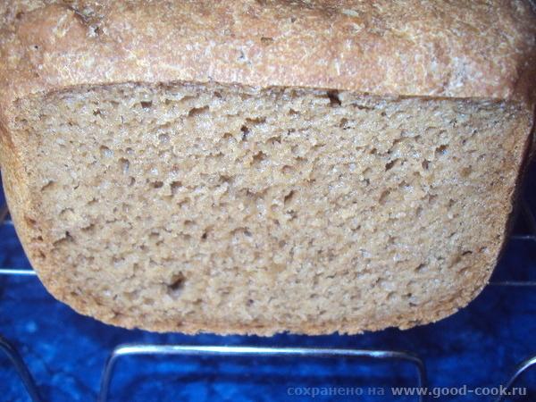 нормальный советский черный хлеб