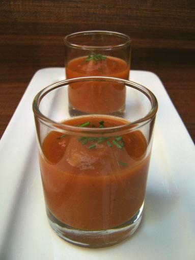 Суп из запеченных овощей, 2 способа - 2