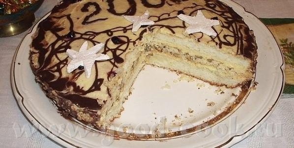 Могу предложить такой рецептик торта с песочным тестом: Торт Искушение Тесто песочное - 2 желтка, 3...