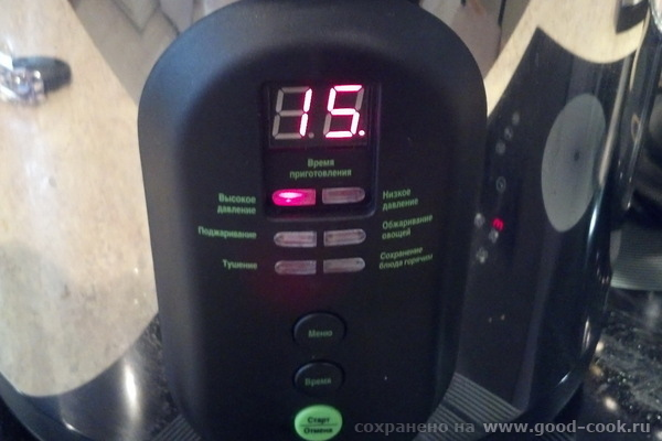 Готовим венгерский суп-гуляш: 15 минут скороварки
