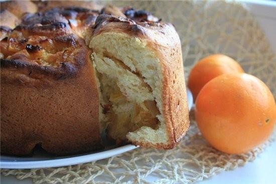 апельсины оказались хороши в выпечке,в этом рецепте я несколько собрала-вкусно,ароматно - 2