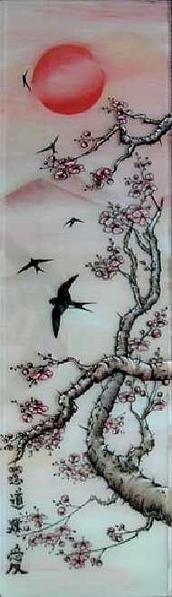 Солянка из китайской живописи, Индии и Египта - 2