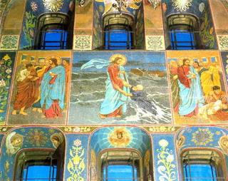 А сейчас мы с вами подходим к одну из самых красивейших соборов Петербурга и одновременно к одному... - 4