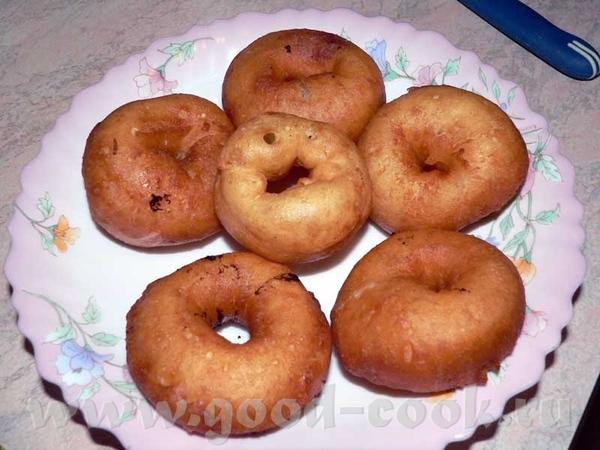 Пончики классические 1 ст