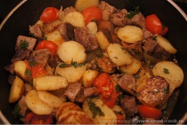 Оджахури грузинская кухня