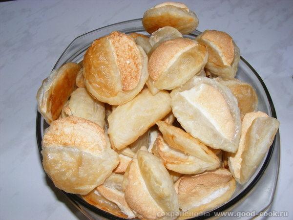 Печенье мидии
