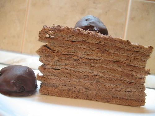 """Торт """"Трюфель"""" от Мишель - 3"""