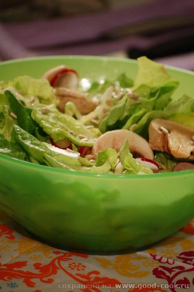 Еще один вкусный салат