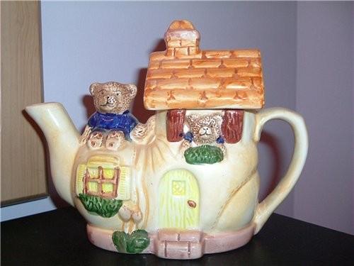 Чайники классные