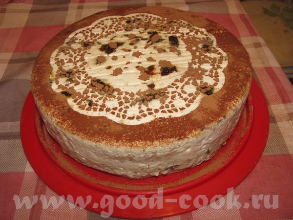 """и на сладкое Тортик с желе от Вики из """"Арабской кухни"""" Торт от Ирины Кутовой """"торт со сметанным суф... - 3"""