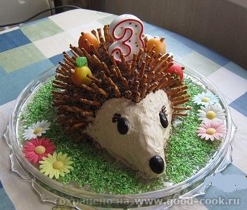 А вот я делала тортики на дочкины дни рождения - 2