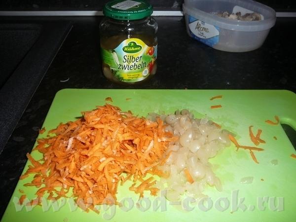 Запеканка по-китайски Впрочем, кроме китайской рисовой лапши в этой запеканке ничего китайского нет - 2