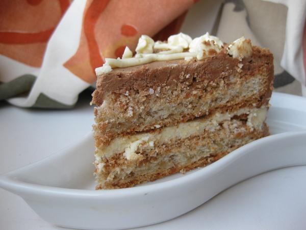 Алиса, я все таки порадовала себя на ДР Киевским тортом , спасибо тебе, что сподвигла меня своим примером на его пригот... - 2