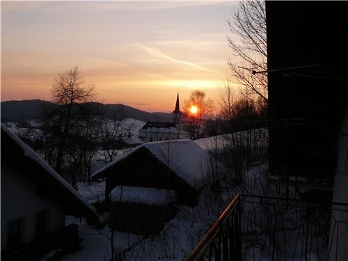 Закат солнца - 3