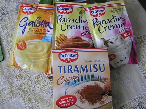 Мой десерт Тирамиссу далек от идеала, но вкусный и очень быстрый в приготовлении