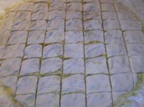 Фесяли - слоеные жареные булочки oт Гюли - 3