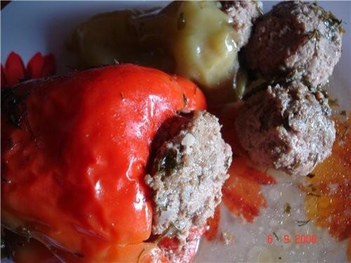 СТЕЙК ЧЕСНОЧНЫЙ С порцией зелёного салата можно съесть на ужин - 2