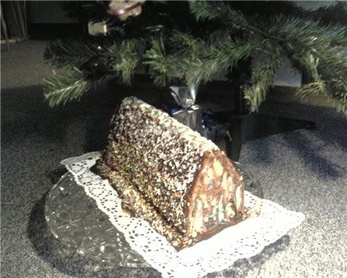 Иришка,поздравляю с прошедшим Рождеством и наступающим Новым Годом тебя и всю твою семью