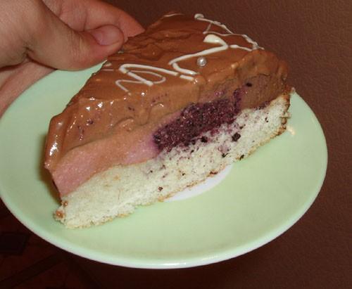 Мишель спасибо за радужные пироженки
