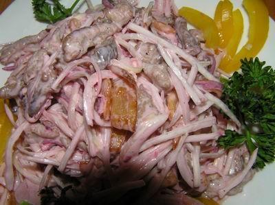 Салат из св