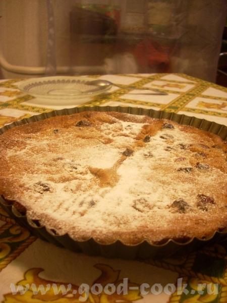 этот рецепт традиционного французского влажного пирога- клафути хорош тем, что вишня в нём использу... - 2