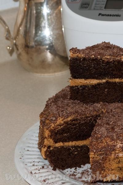 """Шоколадный торт """"вкусненький"""" Здравствуйте"""