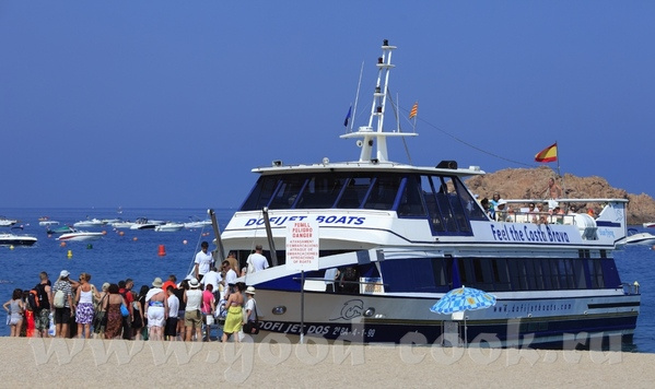 После музея мы поехали в городок Торса дель Мор, который находится на побережье Коста Брава - 3