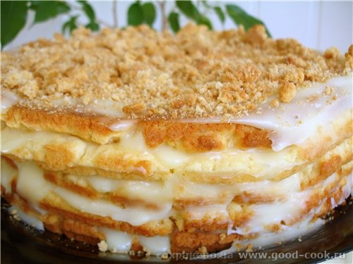Я уже второй раз пеку Медовик по РЕЦЕПТУ Лиды, торт просто объеденье и готовить его одно удовольств...