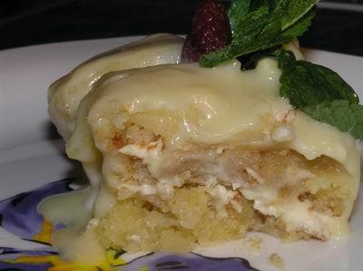 Картофельное пюре и семга в сливочном соусе Ещё было : Венигрет салат из огурцов и помидоров Нефотк... - 3