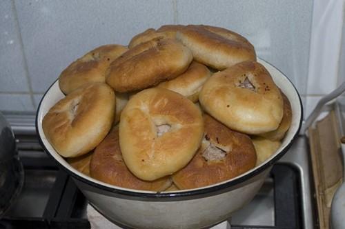Татарские лепешки: Рецепт этих лепешек я не встречал не в одной кулинарной книге, но встречал в сем... - 2