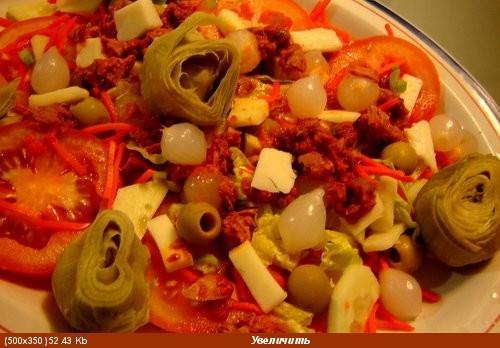 Салат juventud Этому салату особый вкус придает заправка - бальзам-уксус, горчица (крепкая), оливко...